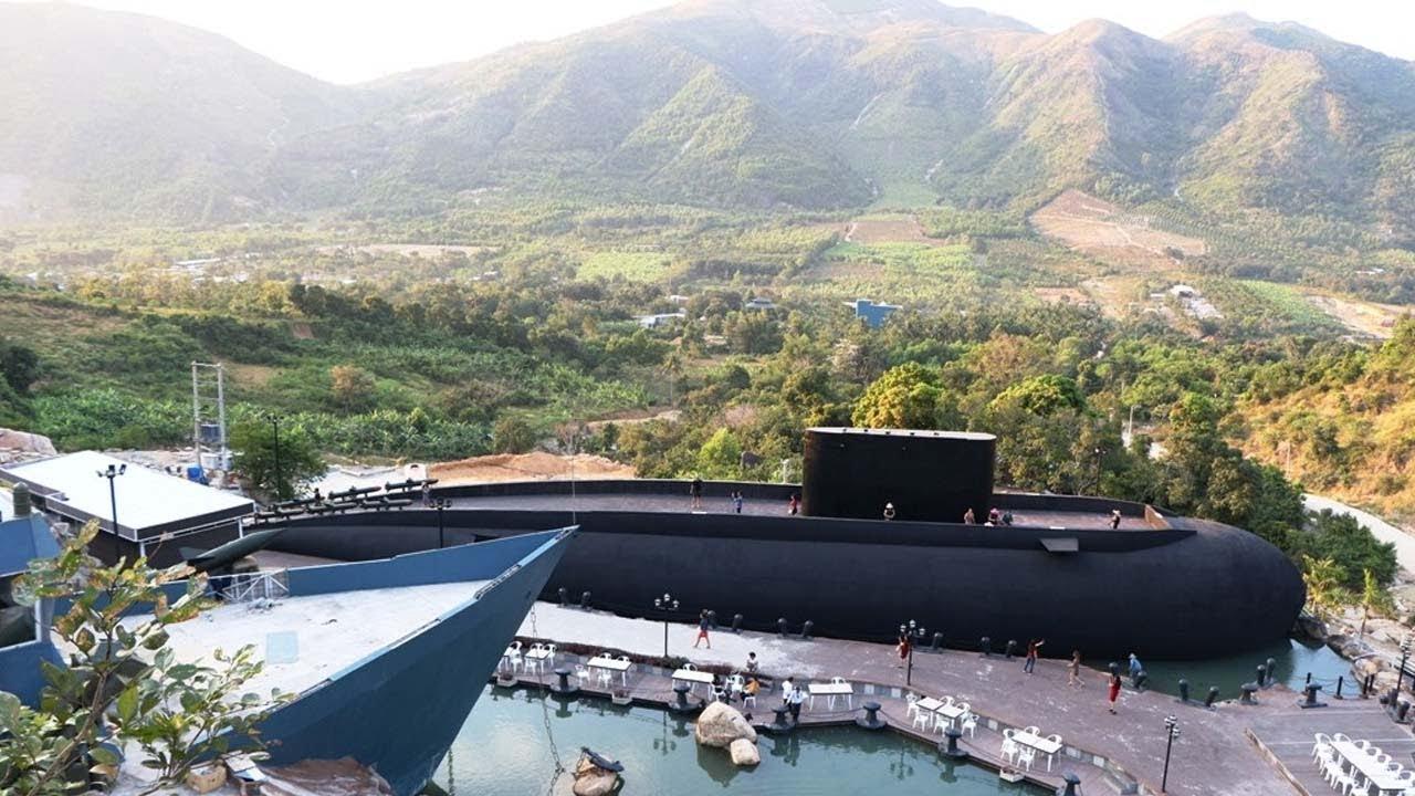 Khám phá khu du lịch tàu ngầm Nha Trang