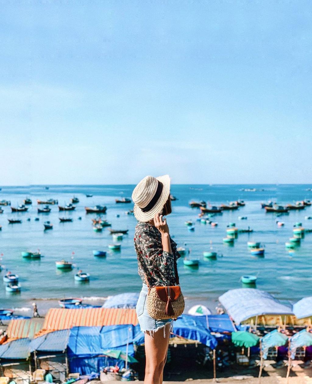 Những tụ điểm check-in hút khách ở Phan Thiết