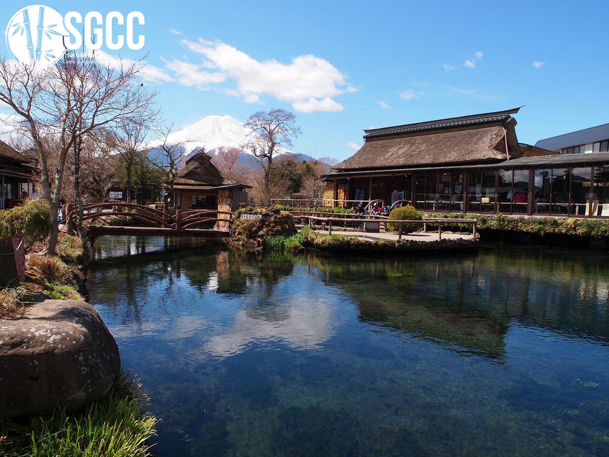 CUNG ĐƯỜNG NHẬT BẢN MÙA THU KOBE – OSAKA – KYOTO – NAGOYA – FUJI – HAKONE – TOKYO – IBARAKI