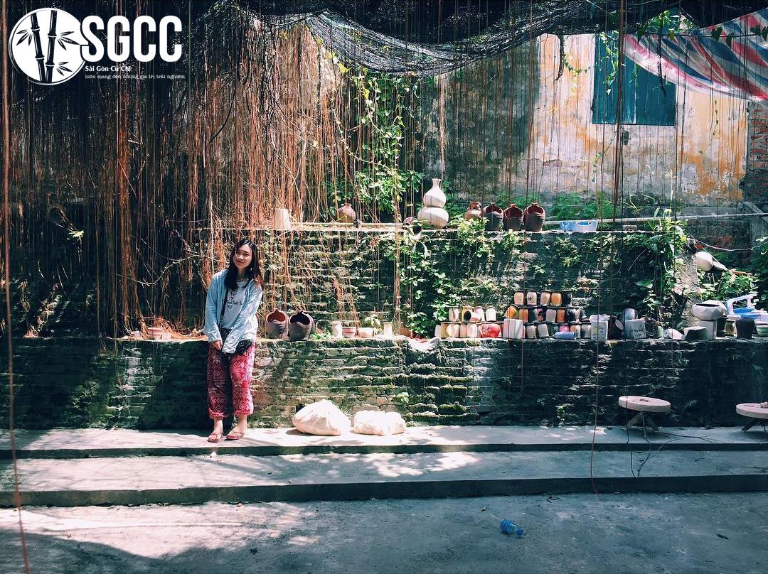 Kinh nghiệm du lịch làng gốm cổ Bát Tràng - Hà Nội