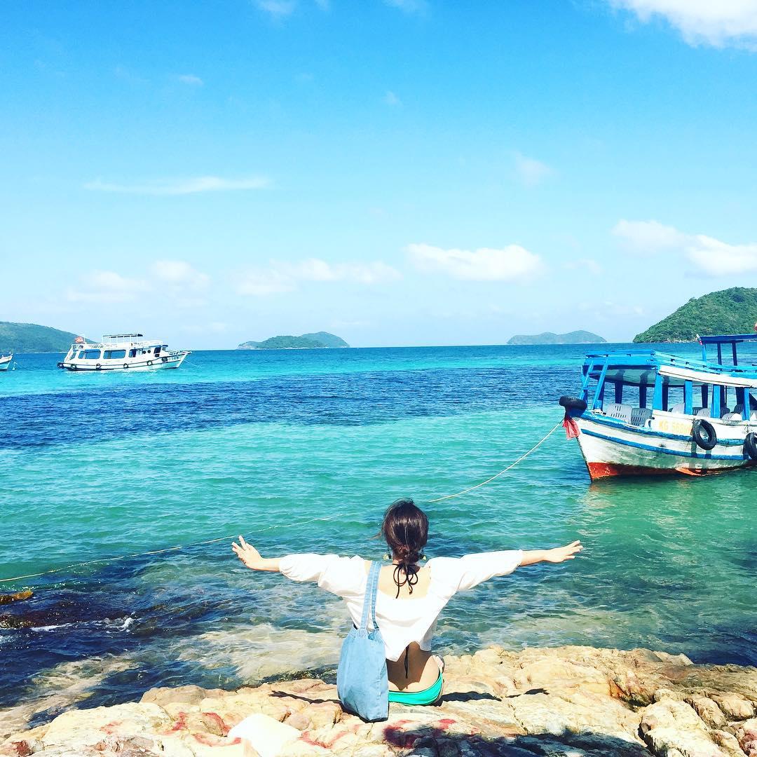 Tận hưởng kỳ nghỉ tại 5 hòn đảo tuyệt đẹp