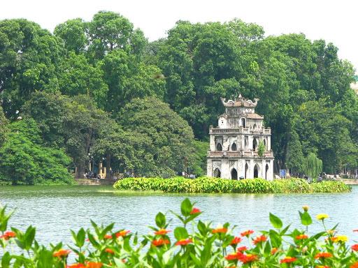 Teambuilding Hồ Gươm Hà Nội