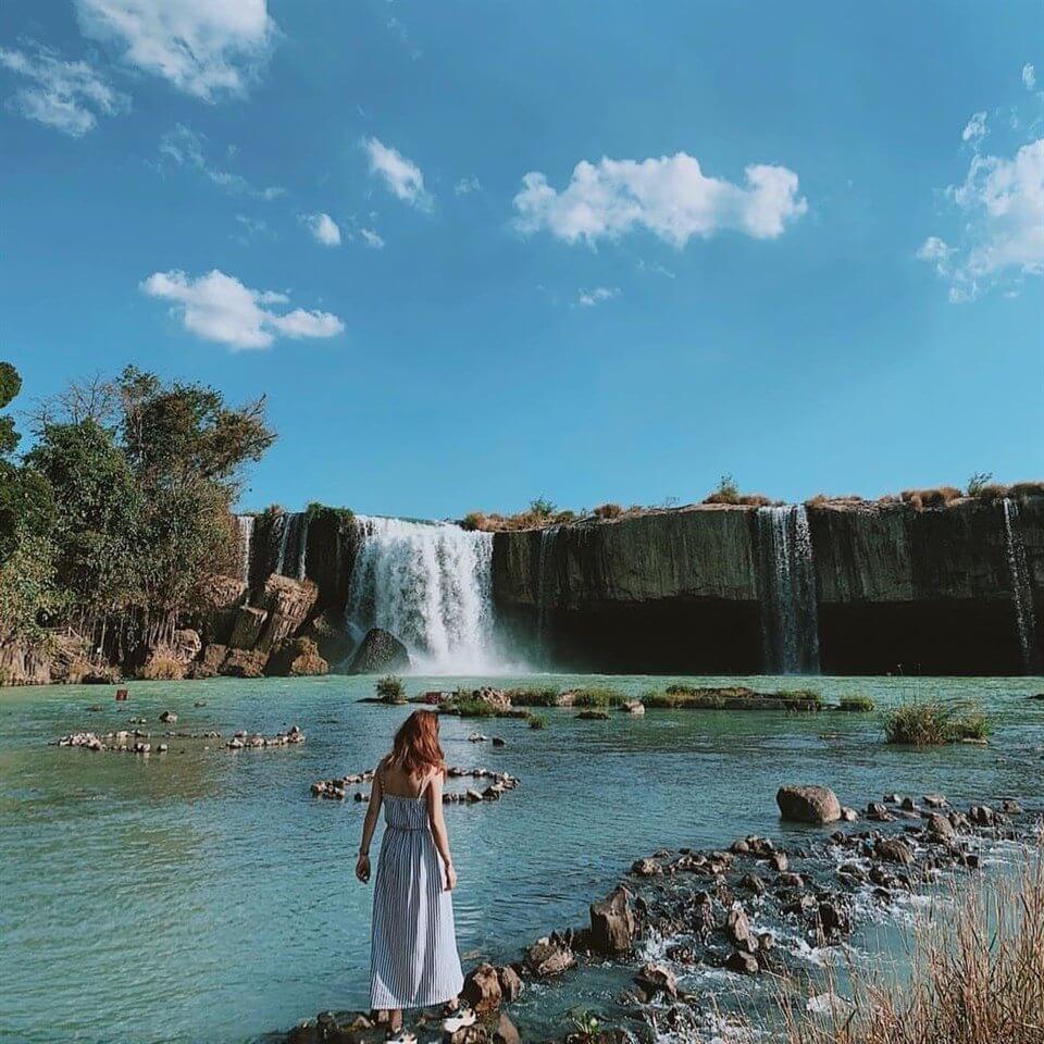 Khám phá ngay thác nước tuyệt đẹp ở Tây Nguyên