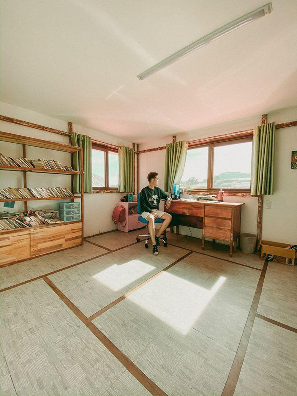 Check-in thị trấn Nobi một địa điểm mới nổi giữa lòng Đà Lạt