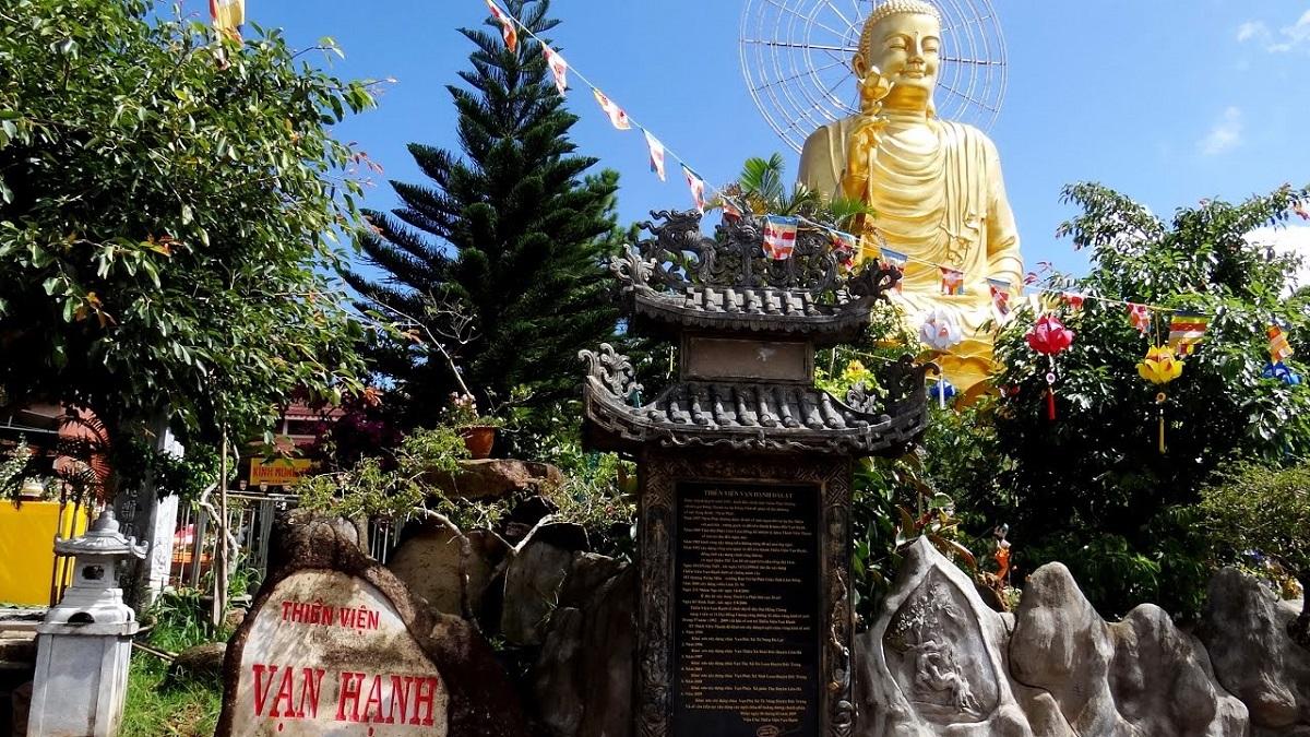 Những ngôi chùa đẹp, linh thiêng thu hút ở Đà Lạt