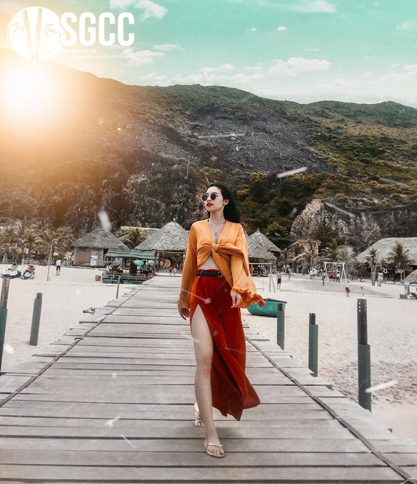 Vi vu du lịch Phú Yên - Quy Nhơn. Địa điểm cực hot vào mùa hè