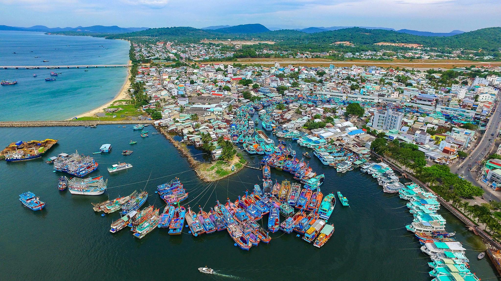 Vẻ đẹp khó cưỡng của vùng đất Kiên Giang