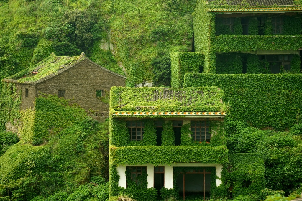 5 villages famous for things unlike in China