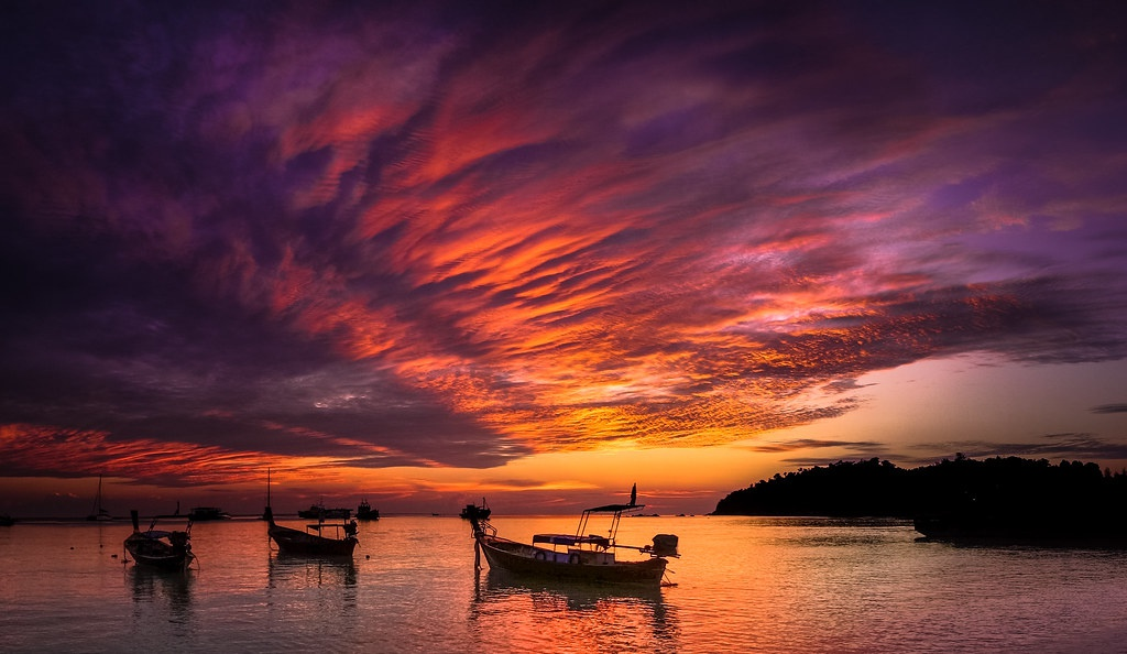 7 bãi biển đẹp nhất Thái Lan
