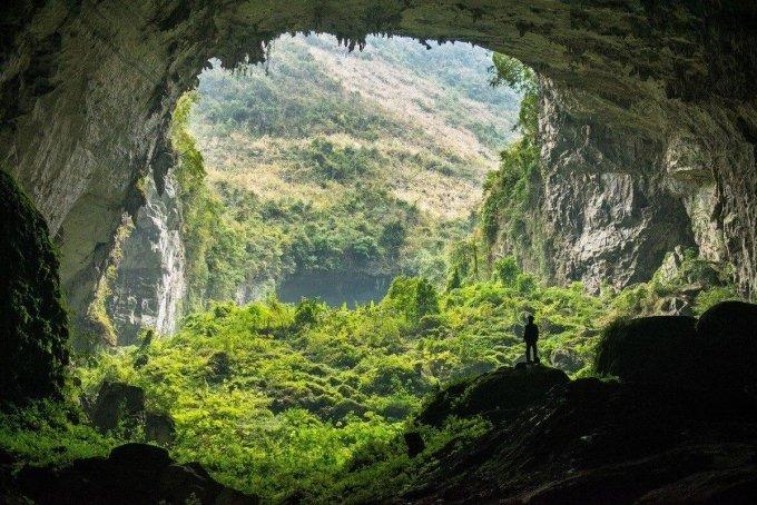 8 cảnh thiên nhiên trên thế giới đẹp đến khó tin