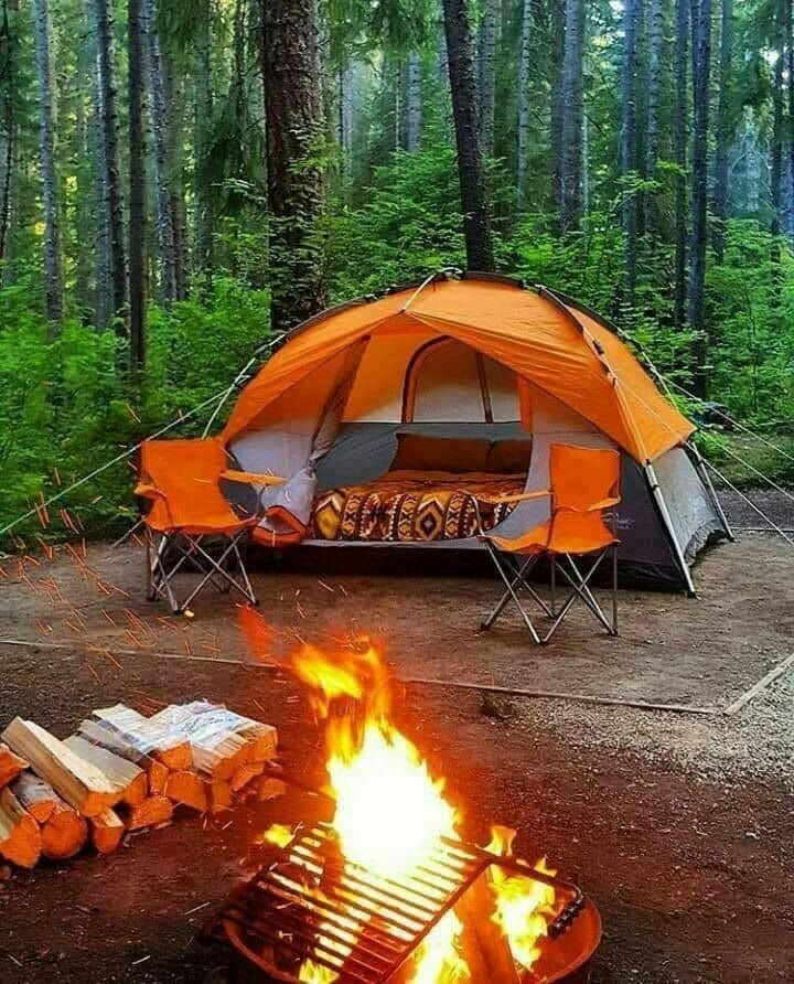 Những khu cắm trại yên bình ngay giữa lòng Đà Nẵng
