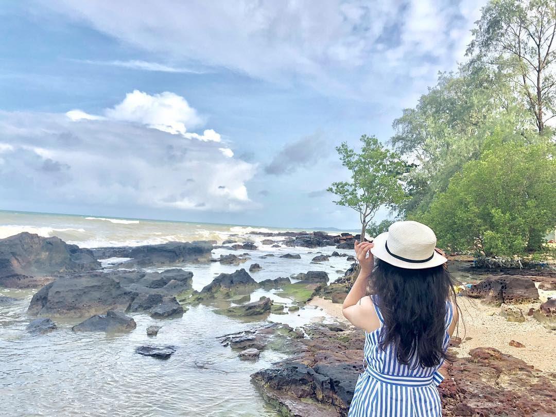 Bãi Ông Lang - Nơi ngắm hoàng hôn đẹp nhất Phú Quốc