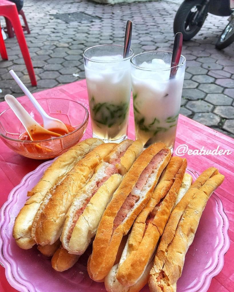 Bánh mì cay – thức quà hút khách tại Hải Phòng
