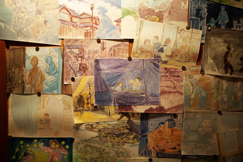 Độc đáo bảo tàng Ghibli không thể bỏ qua ở Nhật Bản