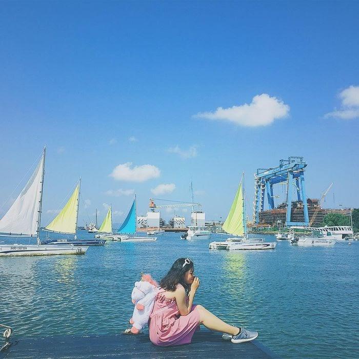 Check in tại Vũng Tàu với những địa điểm không khác gì ở Hàn Quốc