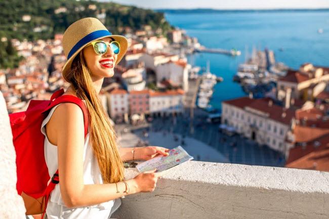 Bí quyết du lịch một mình an toàn dành cho phụ nữ