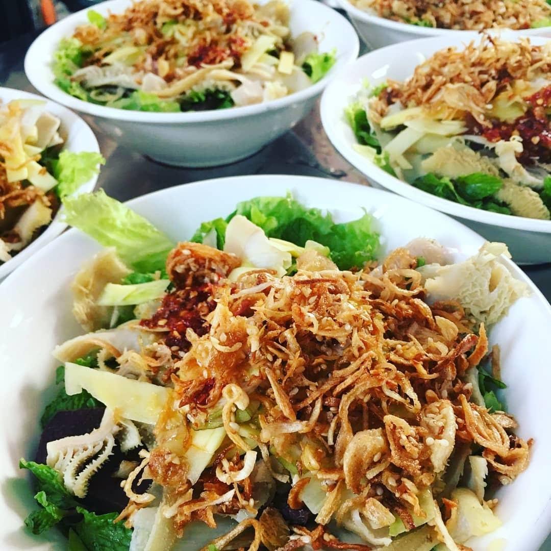 Càn quét 4 khu phố ẩm thực món gì cũng có khi du lịch Đà Nẵng