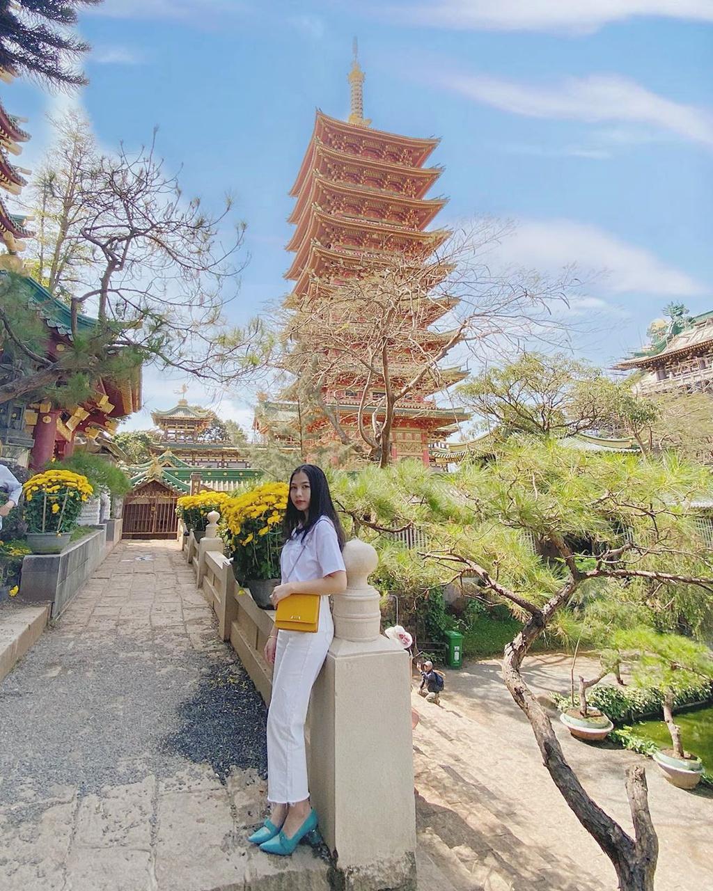 6 ngôi chùa mang kiến trúc Nhật Bản nổi tiếng ở Việt Nam