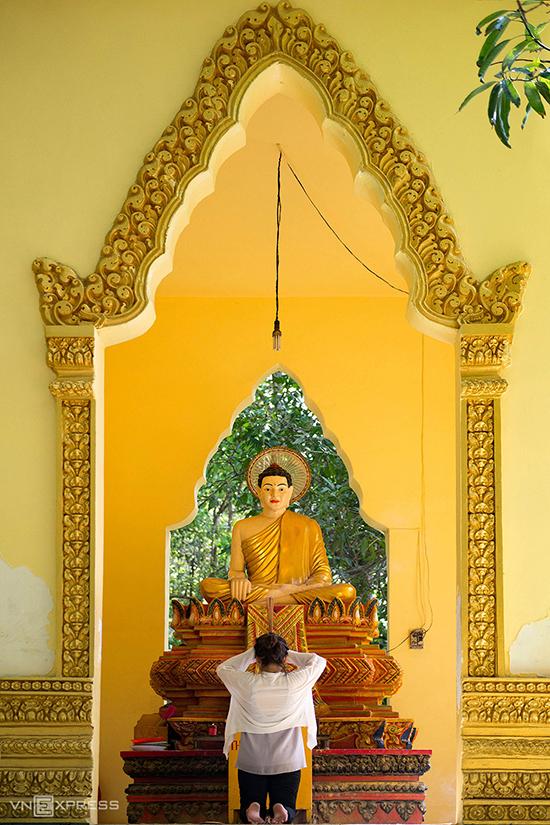 Khám phá ngôi chùa độc đáo ở Sóc Trăng