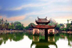 Cùng khám phá chùa Thầy, ngôi chùa linh thiêng ở Hà Nội
