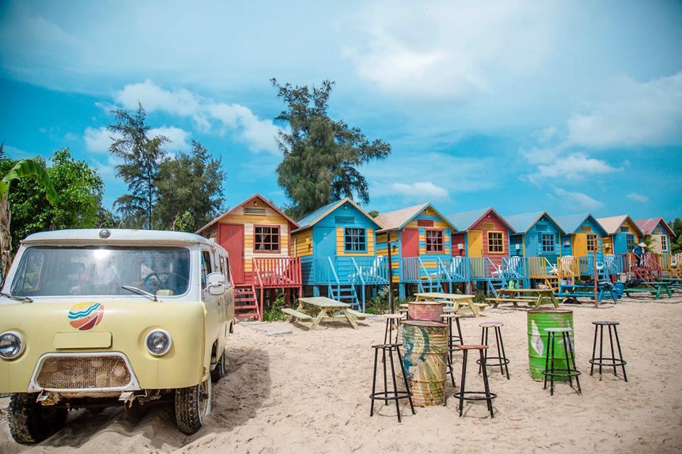 Cùng ghé ngay đến bãi biển được mệnh danh Hawaii của xứ Việt