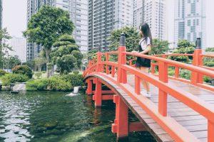 Du hí Sài Gòn với 6 công viên cực đẹp, nhiều góc sống ảo cho giới trẻ