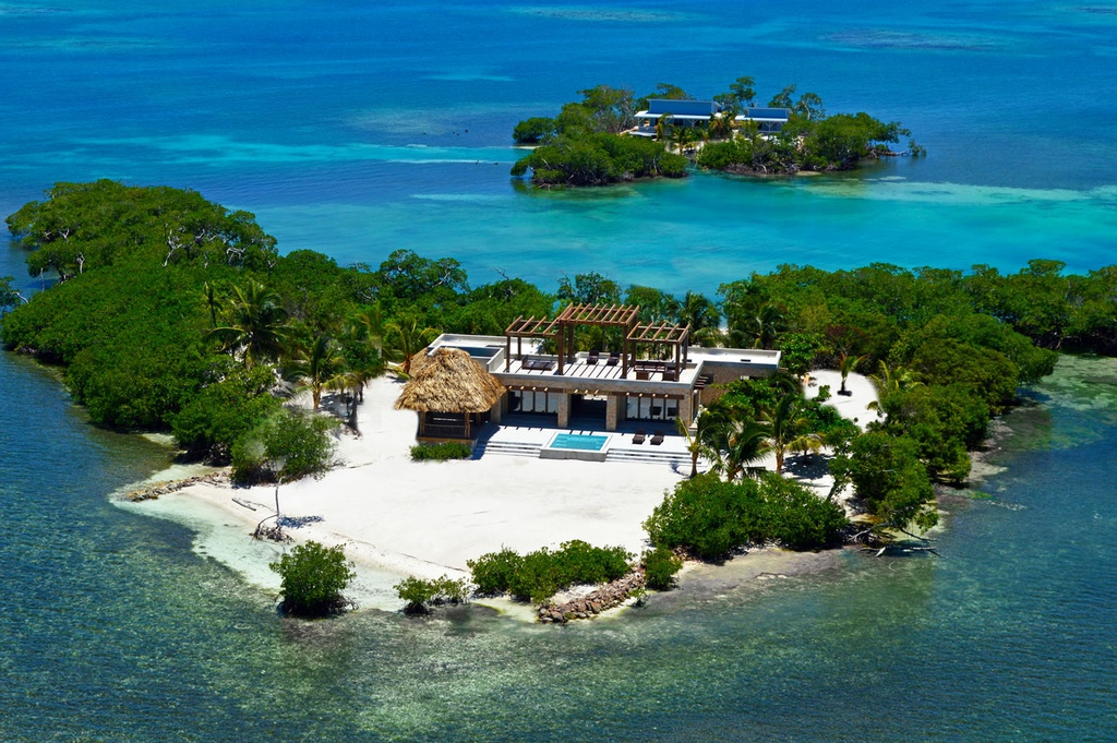 Isolated island attracts super-rich Asians to isolate the epidemic