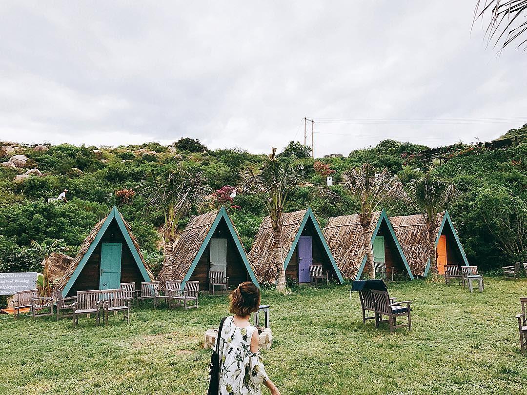 Những điểm cắm trại lý tưởng nhất Việt Nam