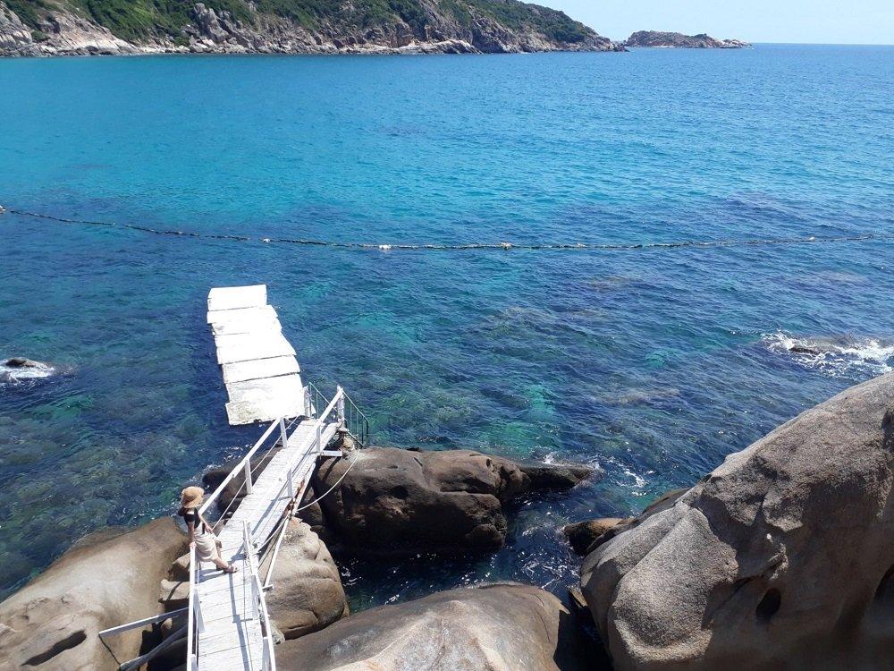 Đảo Bình Ba – Hòn ngọc quý giữa lòng đại dương xanh