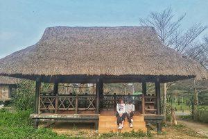 Lạc giữa bức tranh cổ tích ở Làng văn hóa – du lịch các dân tộc Việt Nam