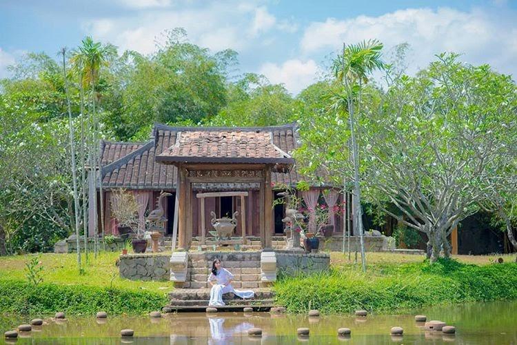 Bình yên mộc góc Hội An ngay giữa lòng Sài Gòn