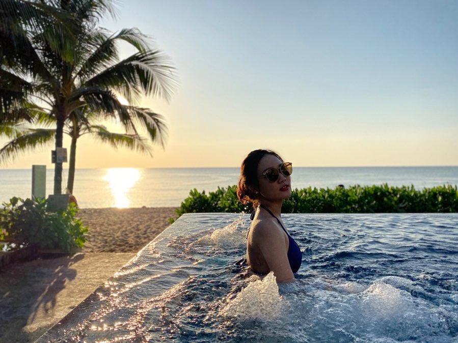 Ngắm hoàng hôn Phú Quốc tại 4 hồ bơi vô cực view đẹp