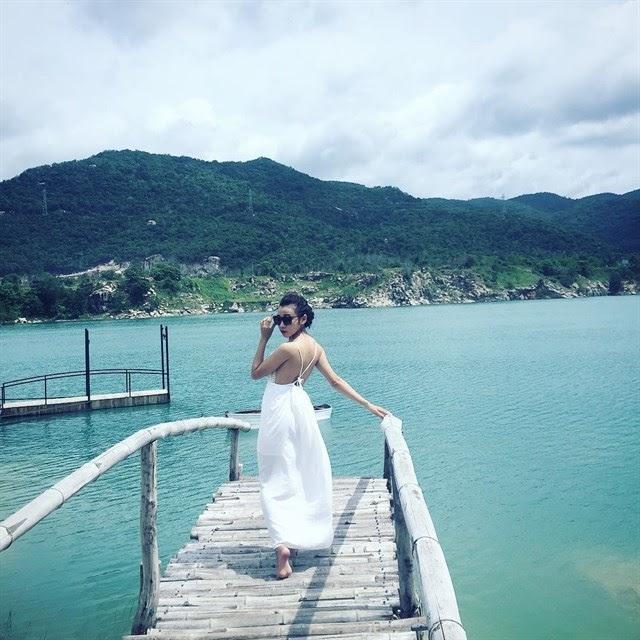 Hồ Đá Xanh - Phiên bản tuyệt tình cốc ngay tại Vũng Tàu