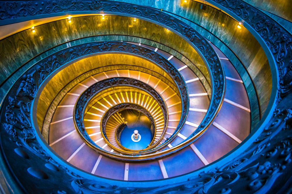 9 kiến trúc bậc thang ấn tượng thế giới