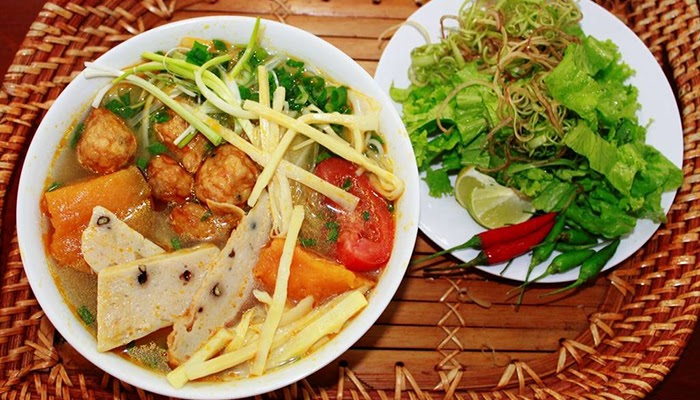 Top 10 món ăn không thể bỏ qua tại Đà Nẵng
