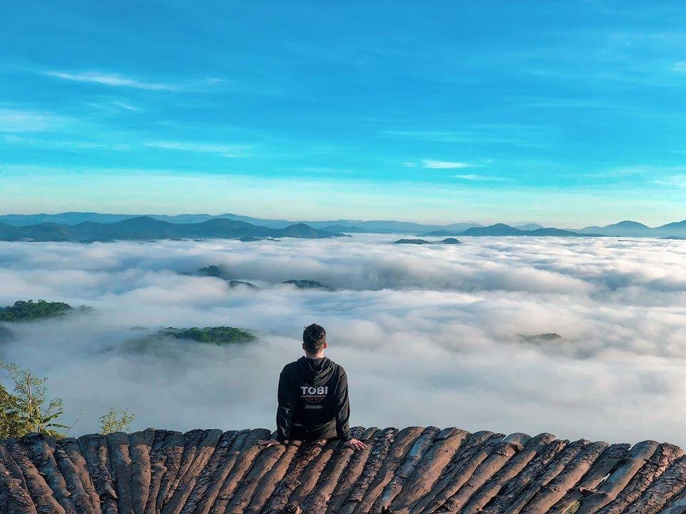 Cùng check in ngôi nhà trên mây đẹp khó tin tại Đà Lạt