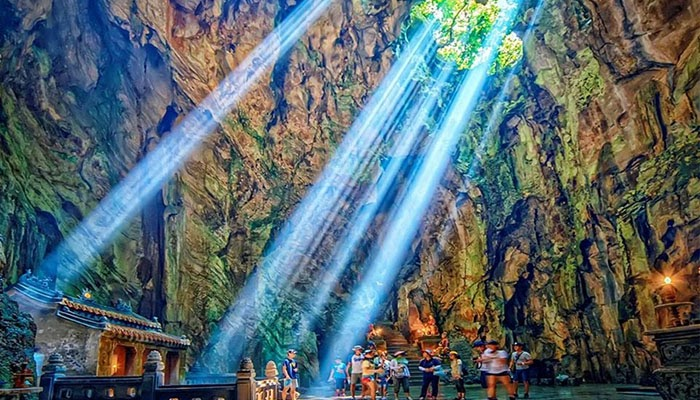 Cùng check in Ngũ Hành Sơn huyền bí trong lòng Đà Nẵng