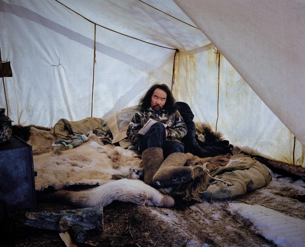 Người đàn ông sống đơn độc ở nơi lạnh nhất Trái Đất