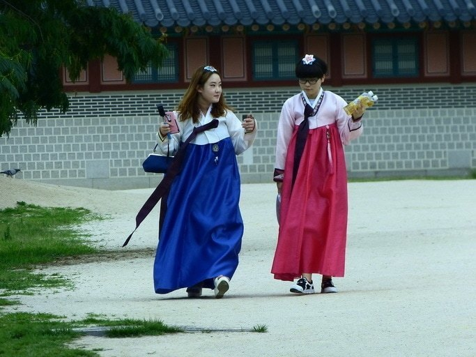 Những điều kỳ lạ chỉ gặp ở Hàn Quốc