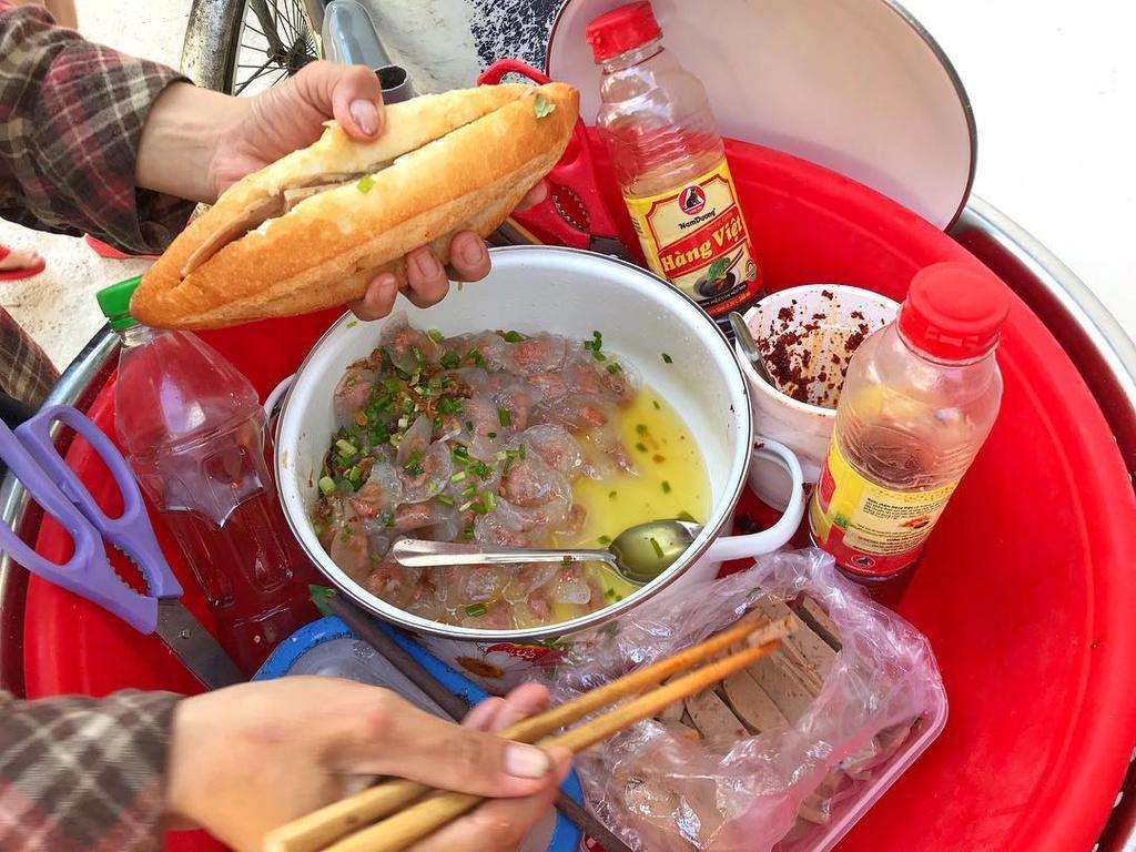Những món bánh mì độc đáo của ẩm thực Việt