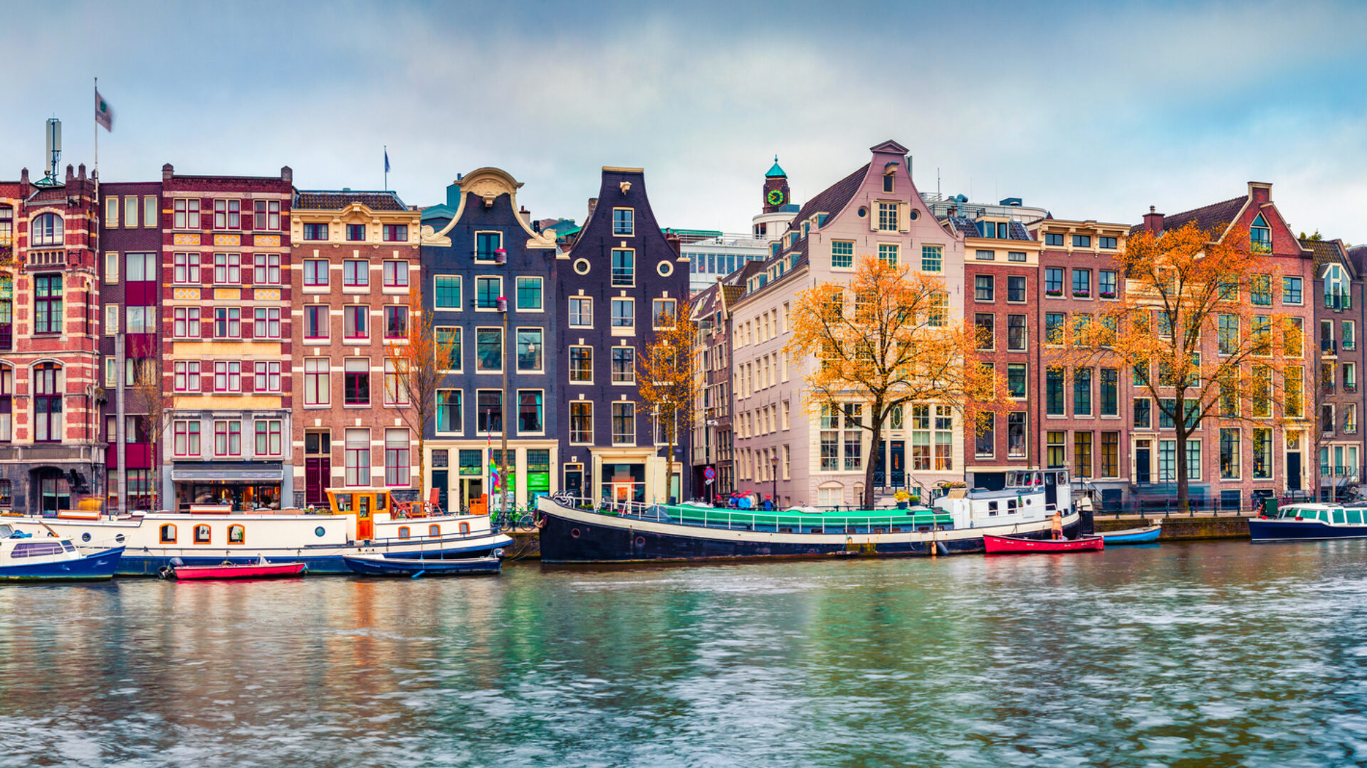 The most visited cities in Europe