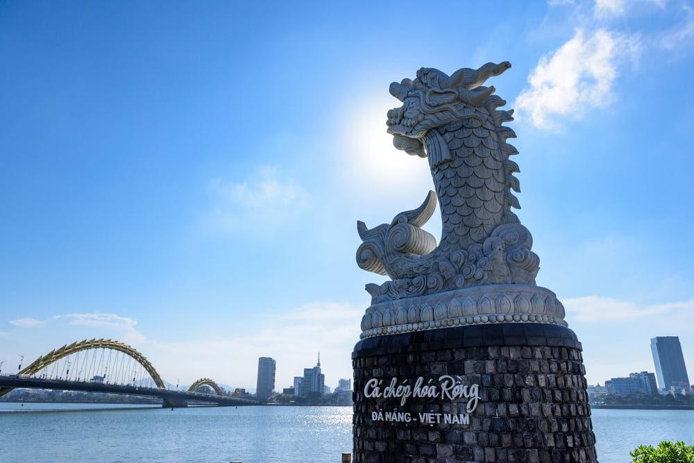 Ngỡ ngàng cảnh Đà Nẵng đẹp như thiên đường biển đảo