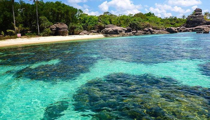 Những hòn đảo thiên đường tại Phú Quốc