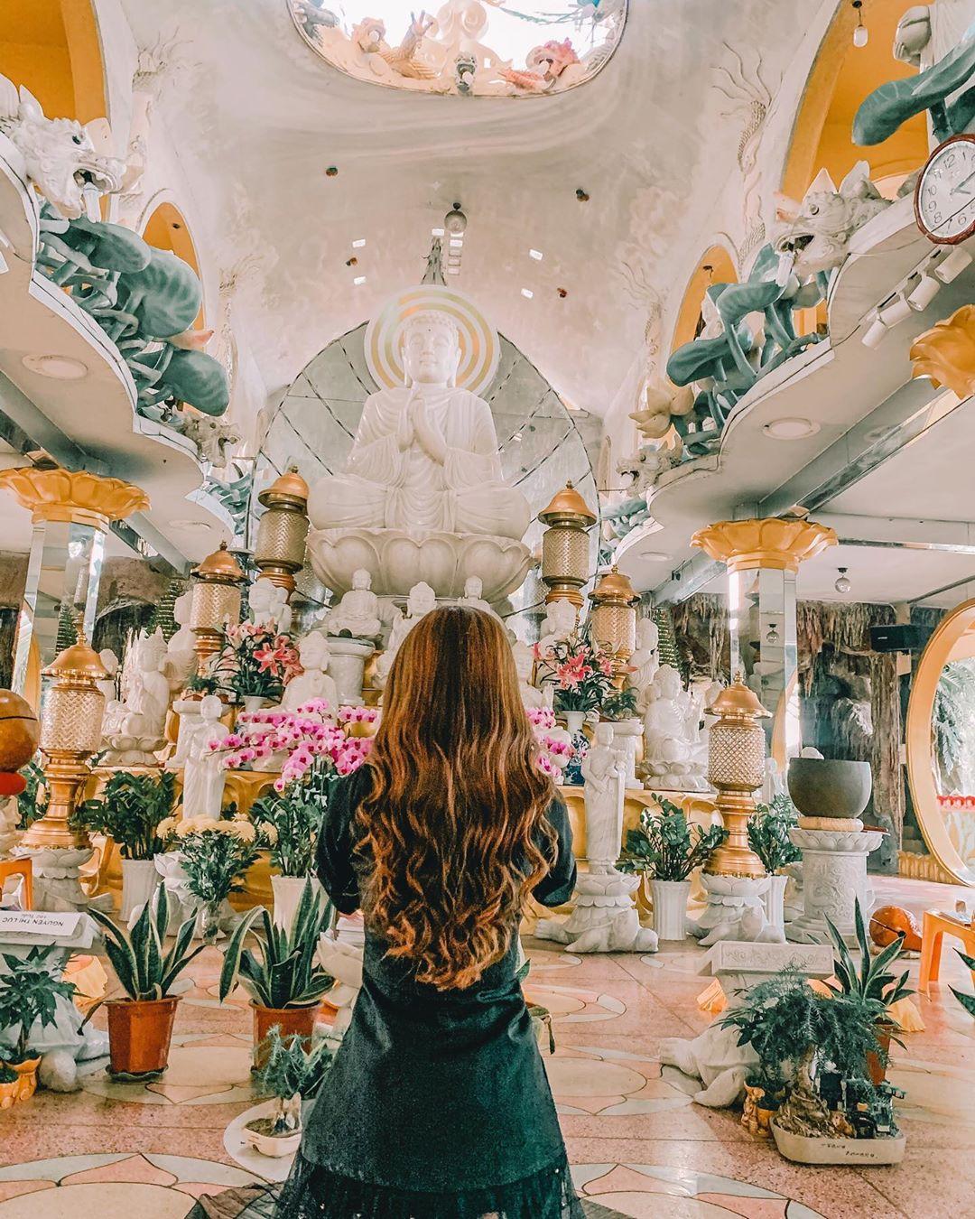 Top ngôi chùa Sài Gòn có kiến trúc độc lạ