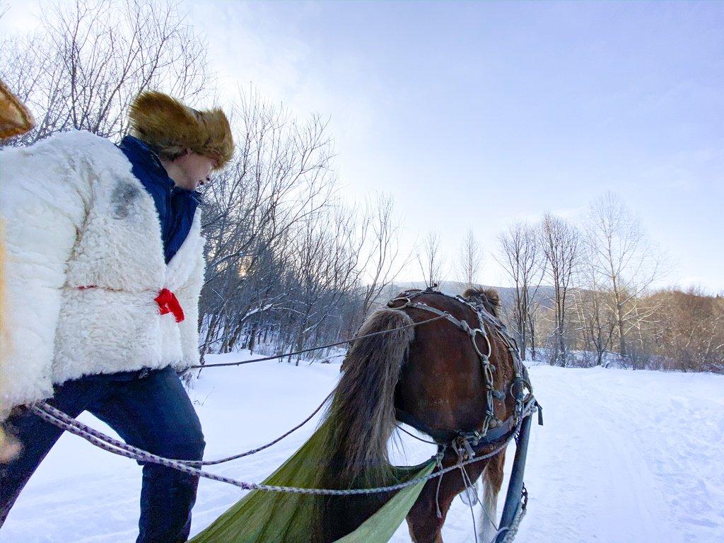 Trải nghiệm giấc mơ tuyết trắng dưới cái lạnh âm 30 độ C ở Trung Quốc