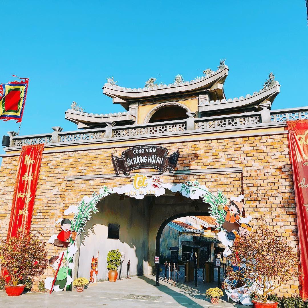 Xuất hiện Trung Hoa thu nhỏ giữa lòng Hội An