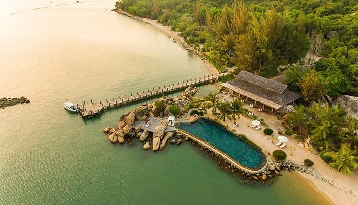 Vịnh Ninh Vân - Chốn thiên đường bình yên nơi hạ giới