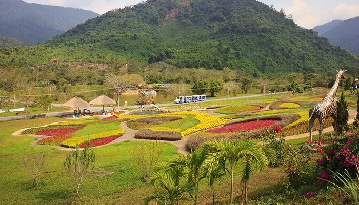 Lắng lòng hòa mình vào thiên nhiên ở Yangbay Nha Trang