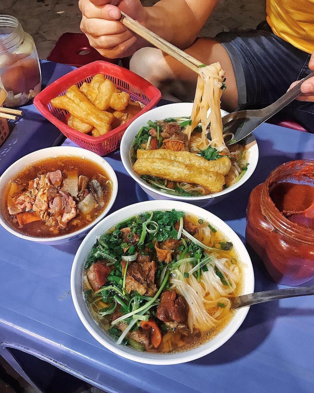 7 quán phở bò nhất định phải thử ở Hà Nội