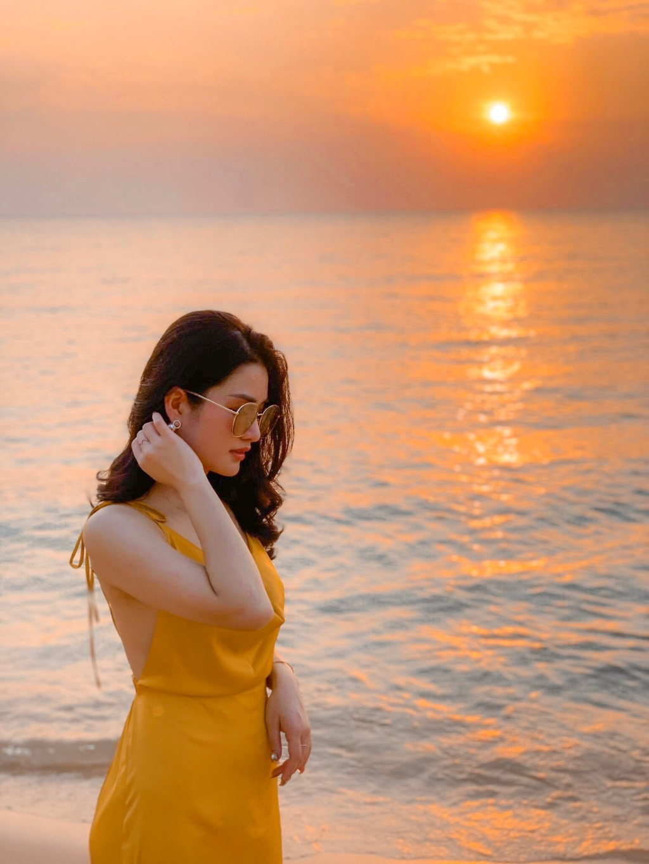 Bí kíp để có ảnh đẹp hoàng hôn Phú Quốc bằng điện thoại